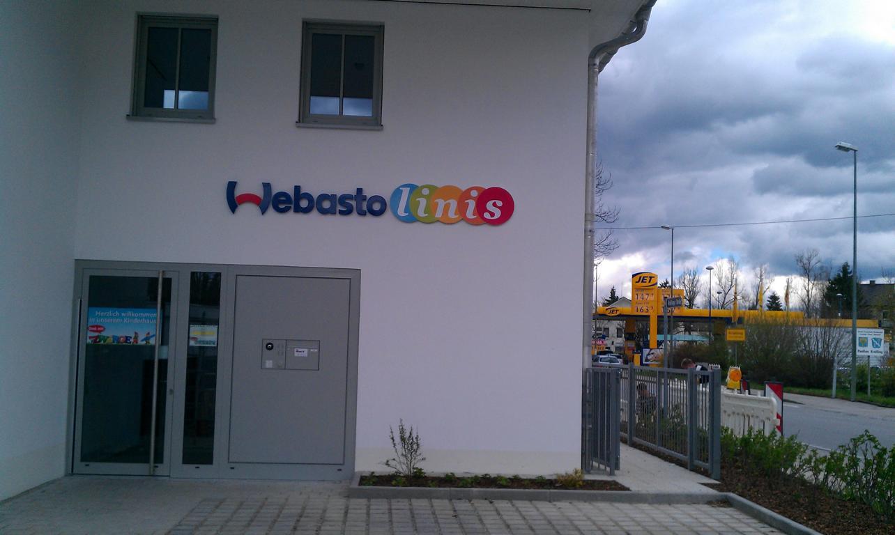 Einzelbuchstaben Webasto linis