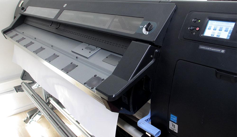 Digitaldruck für Aufkleber, 3D-Folien, Planen, Poster u.v.m.